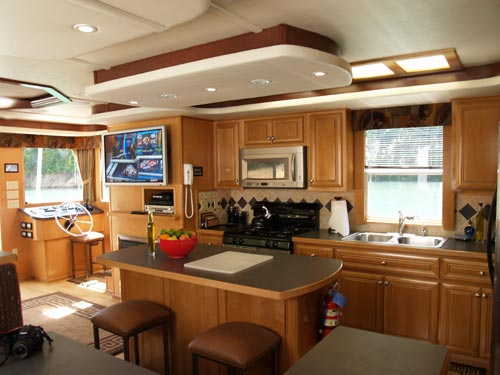 Houseboat Interiors houseboat interiors